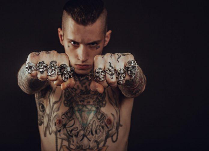 tatuaggi maschili idee