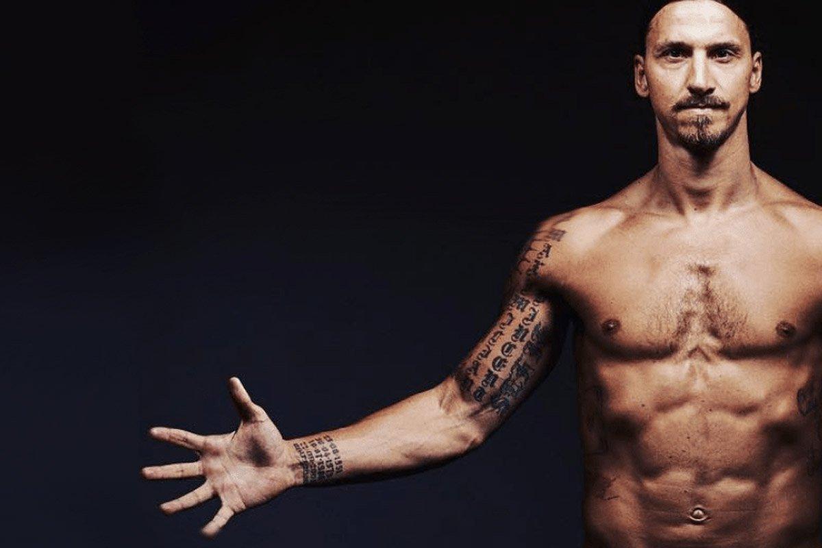 tatuaggi ibrahimovic