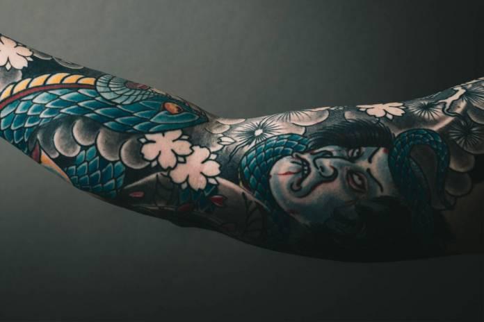 tatuaggi giapponesi simbologia